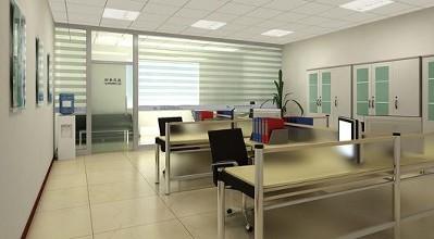 济南办公室装修案例