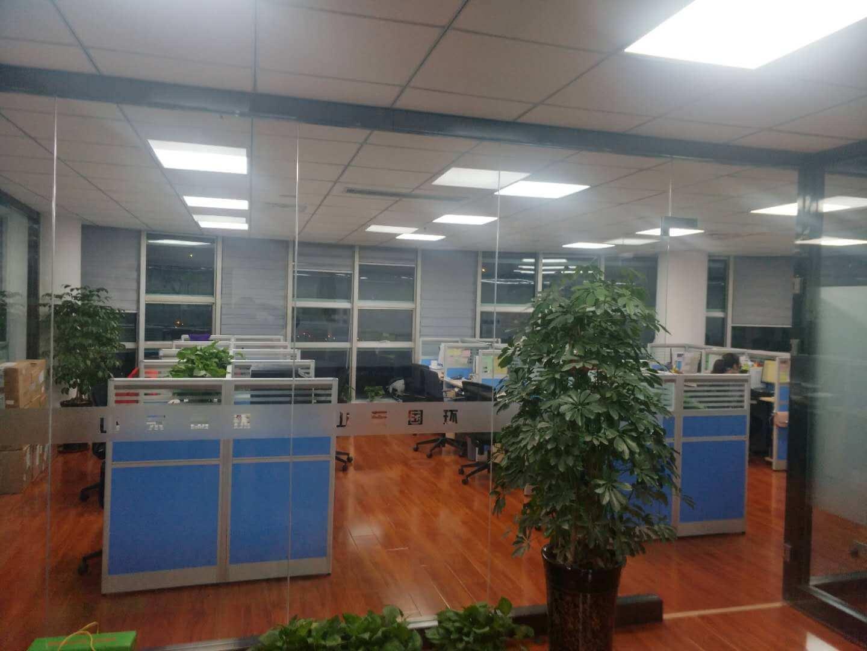 中型办公室装修